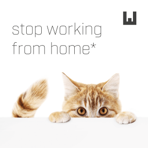 STOP working from home